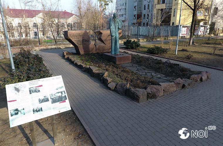 Memorialul Victimelor Ghetoului din capitală. Locul unei tragedii (FOTO)