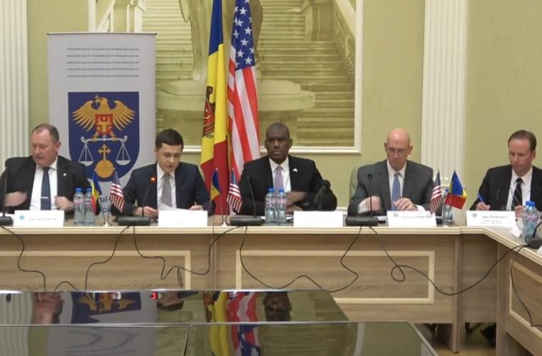 США и Республика Молдова будут сотрудничать в пяти областях