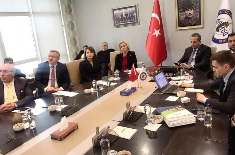 Posibilitățile investiționale ale Găgăuziei au fost prezentate în Turcia