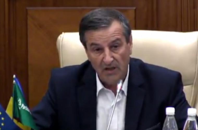 Cobzac, despre participarea la alegeri: Am luat hotărîrea în semn de protest