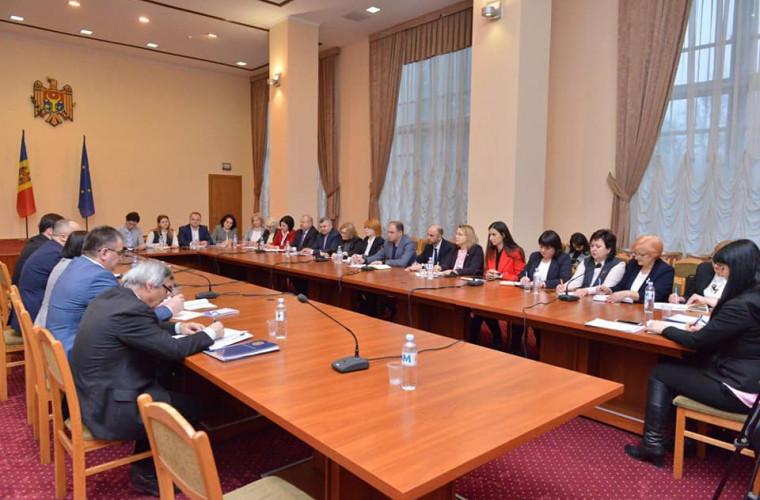 Чебан: Примэрия примет участие в решении проблем системы образования в столице