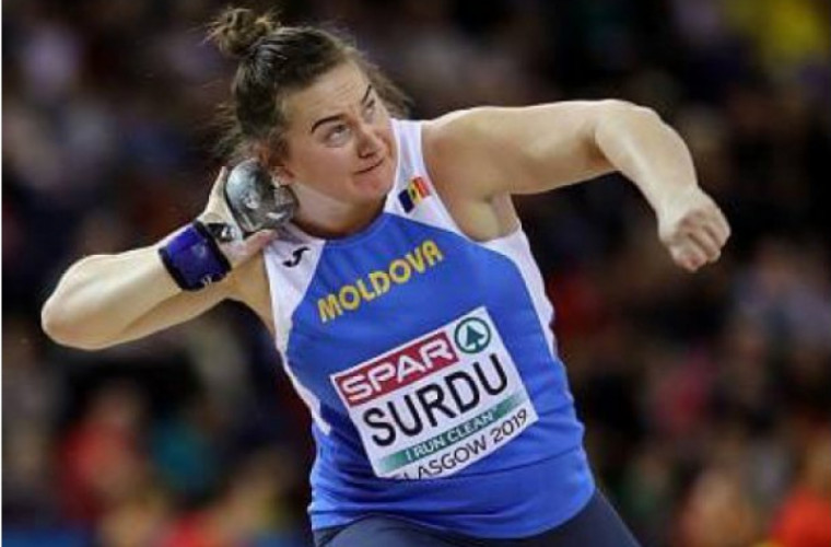 Atleta moldoveană a devenit campioană balcanică