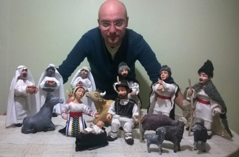 Andrei Sclifos – scriitorul poveștilor în ceramică
