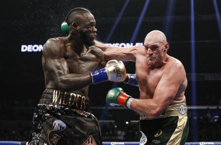Cum Tyson Fury l-a învins pe Deontay Wilder (VIDEO)
