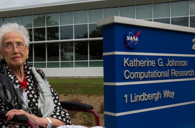 Legendara matematiciană a NASA, Katherine Johnson, a decedat