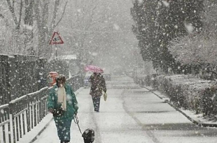 Приближаются снегопады! Какие сюрпризы готовит нам погода в эти выходные