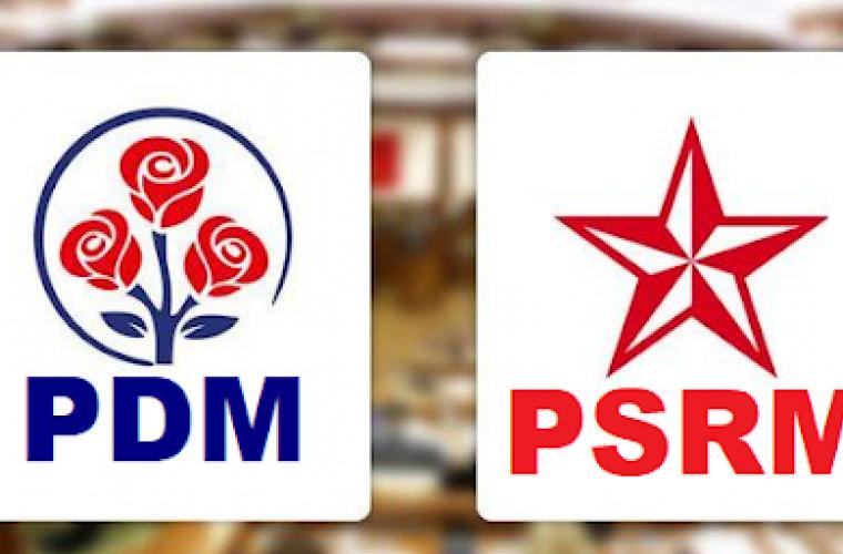 PDM a cerut patru ministere: Diacov confirmă că au loc discuții