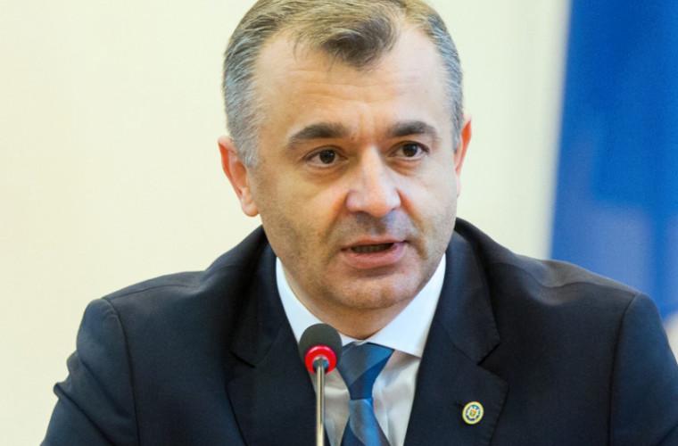 Chicu, despre posibilele schimbări în Cabinetul de miniştri de la Chişinău