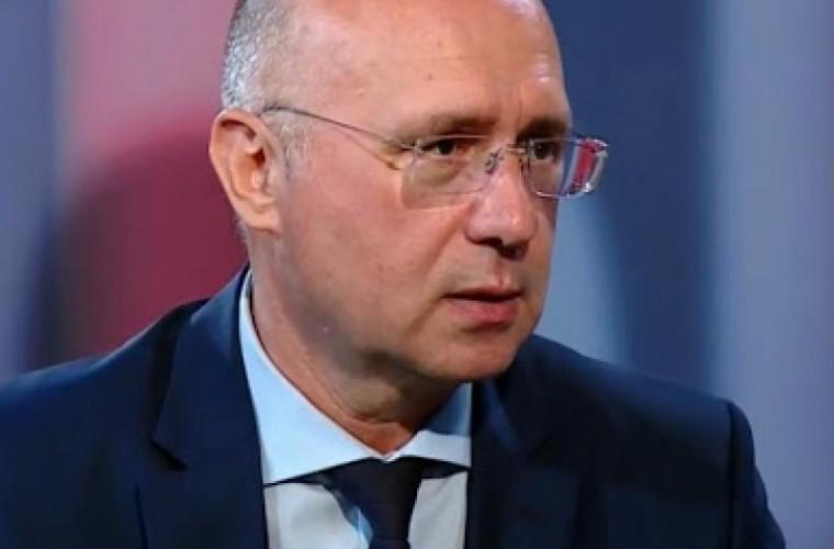 Filip despre coaliția cu PSRM: Avem diferențe majore de ideologie