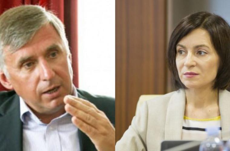 Sturza recomandă politicienilor să se abțină de la declarații despre COVID-19