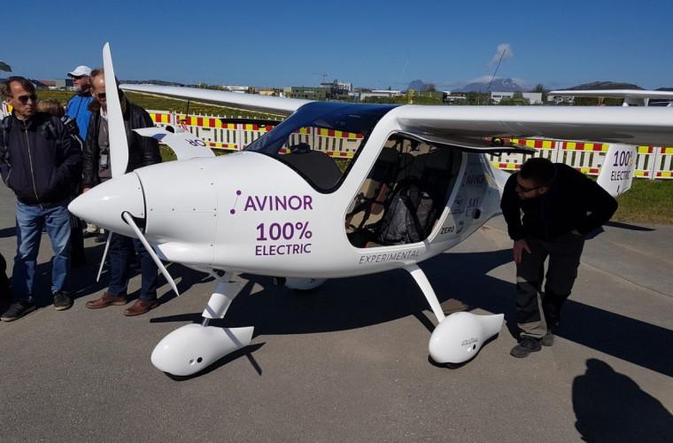 Pînă în 2040, toate cursele interne din Norvegia vor fi efectuate de avioane electrice