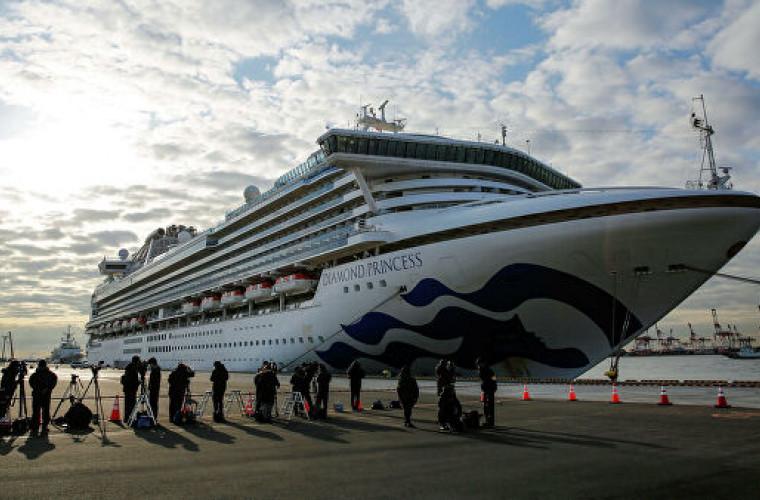 """Pasagerii au plecat, virusul a rămas: Descoperire la bordul """"Diamond Princess"""""""