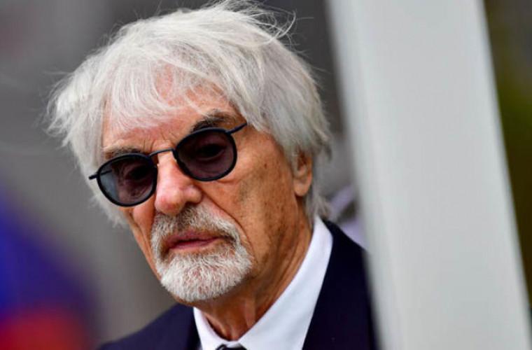 Bernie Ecclestone o să fie tată la 90 de ani