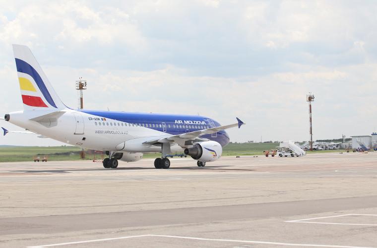 Orarul curselor Air Moldova în perioada 6 aprilie - 12 aprilie