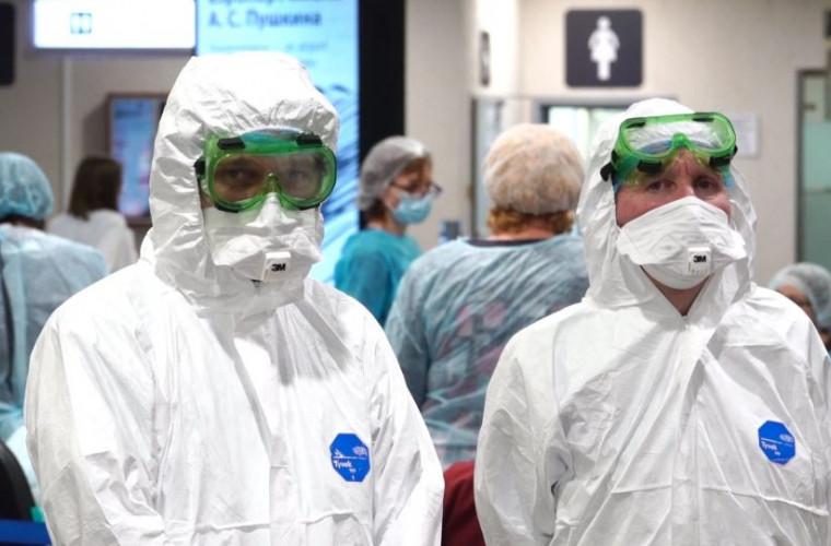 Медработники инфицируются COVID-19, так как неправильно используют защитные средства