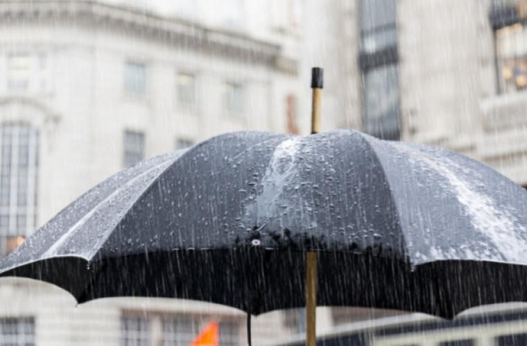 Prognoza meteo pentru 14 aprilie: Vreme rece cu ploi