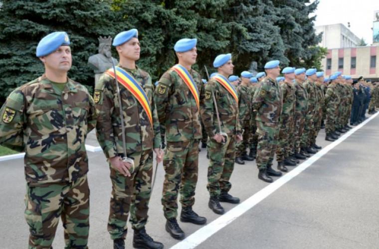 Cheltuielile militare ale Moldovei în ultimii ani au crescut de 2 ori
