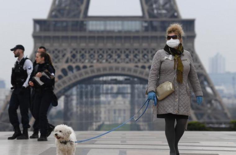 Franța extinde perioada stării de urgență