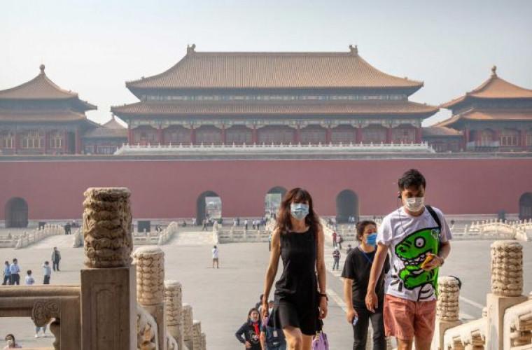 """China a redeschis """"Orașul Interzis"""""""