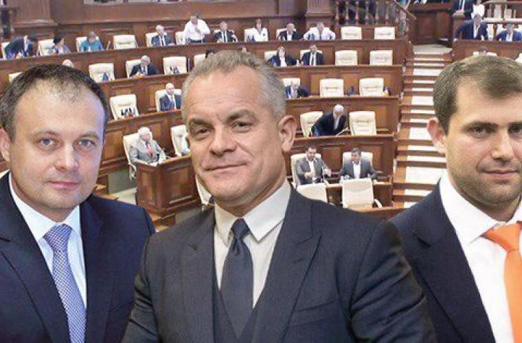 Usatîi confirmă: PRO Moldova este proiectul lui Șor