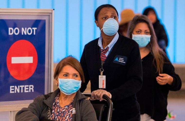 Milioane de americani, concediaţi doar în aprilie din cauza pandemiei