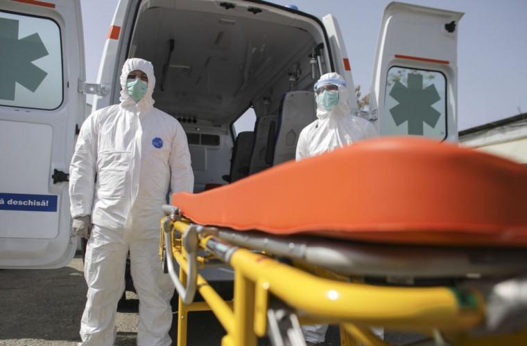 Tot mai mulți medici infectați cu noul coronavirus