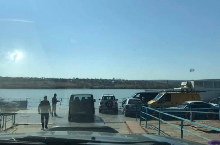 Locuitorii satelor Molovata Nouă și Cocieri au rămas blocați