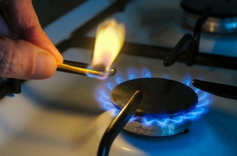 Care este volumul gazelor consumate și achitate în Moldova în aprilie