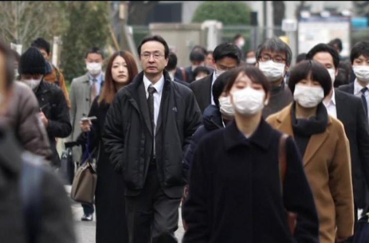 Japonia este în așteptare: Guvernul anulează starea de urgență