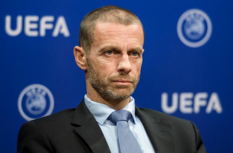 """UEFA ar putea introduce un """"impozit pe lux"""""""