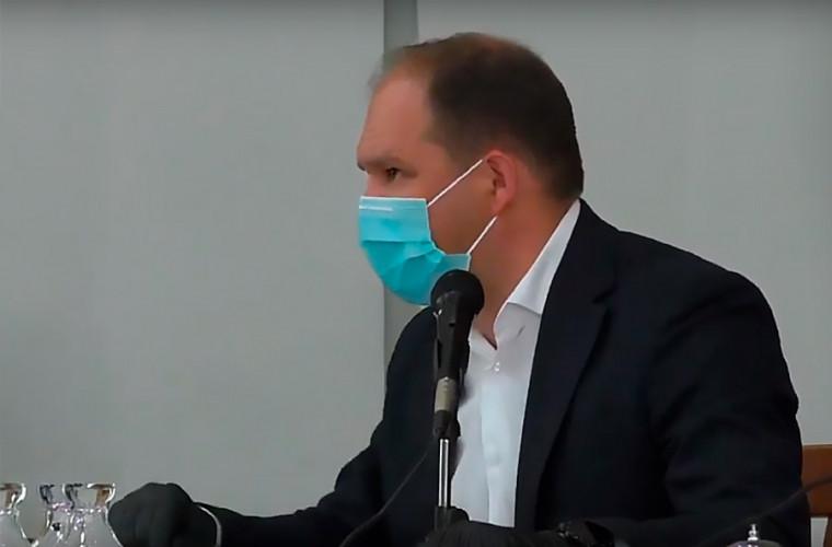 Ceban, supărat pe consilierii municipali de la PAS: Criticile trebuie bazate pe fapte