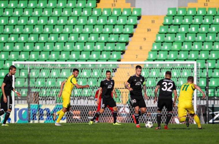 ФФМ просит власти разрешить возобновить чемпионат Молдовы по футболу