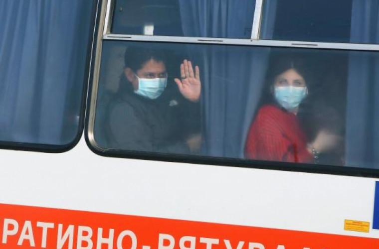 Record de cazuri de coronavirus în Ucraina