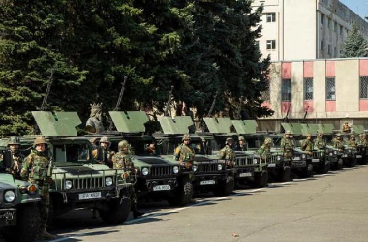 Armata Națională va ieși din nou armata în stradă (DOC)