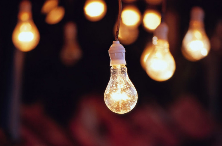 Deconectări de lumină, programate pentru 20 iunie