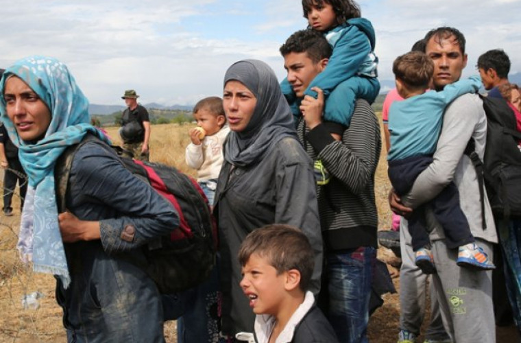 Refugiaţii formează 1% din populaţia planetei