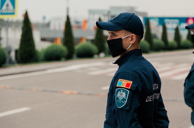 Creste numărul persoanelor care traversează frontiera de stat. Cîți moldoveni au revenit acasă