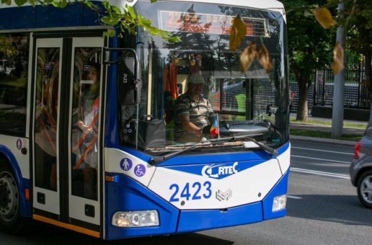 Declarație: Transportul public ar putea fi principalul focar de infecție cu COVID-19