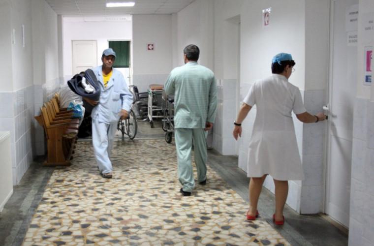 La Bălți nu mai există locuri pentru bolnavii cu coronavirus