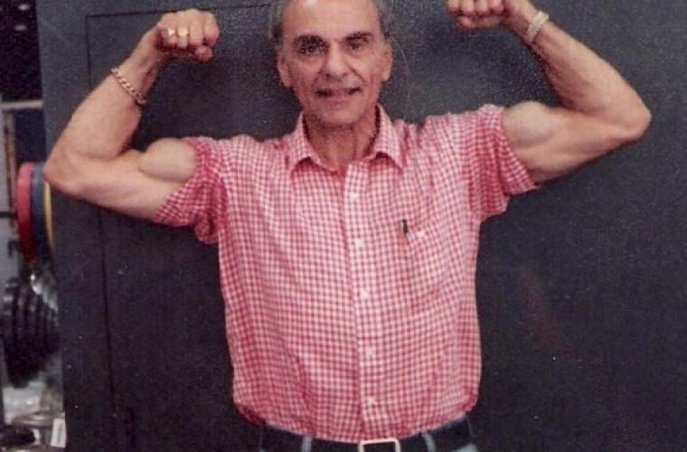 Puternicul, vegetarianul și longevivul secolului XX - Joe Rollino