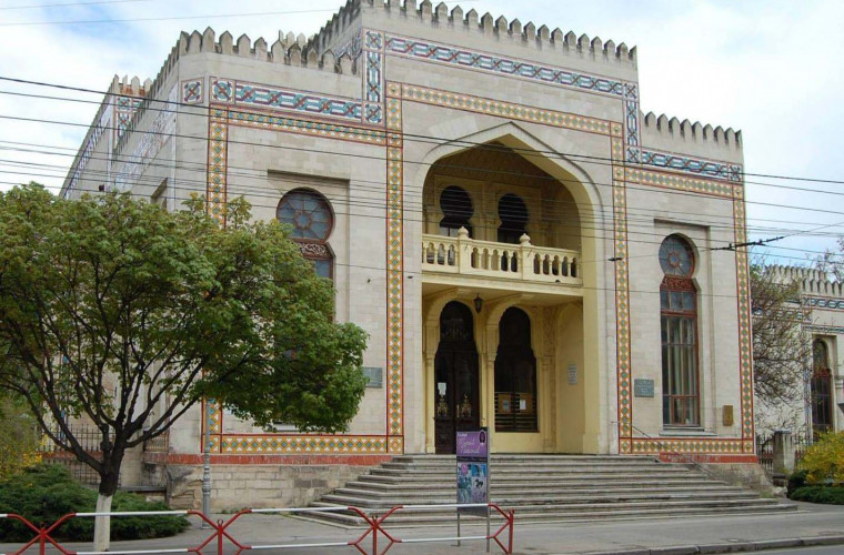 Reparații la Muzeul Național de Etnografie și Istorie Naturală