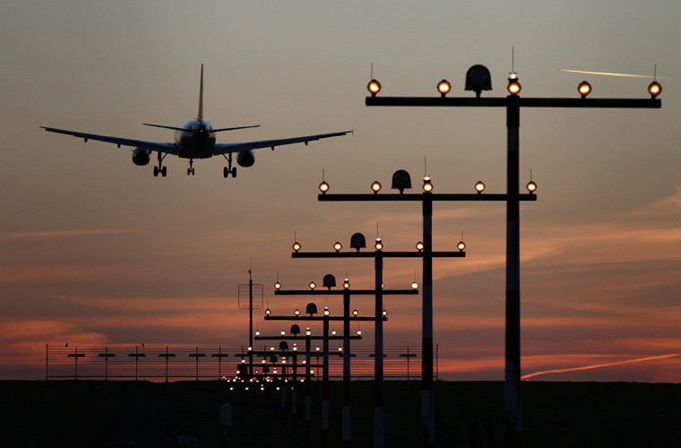 Россия продлила запрет на международные полеты до 1 августа