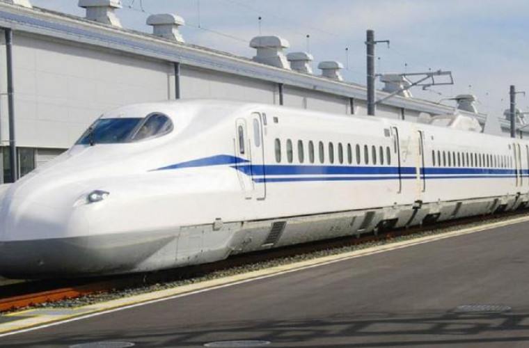 "Japonia a lansat ""trenul glonț"" (VIDEO)"