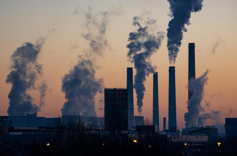 A apărut cea mai detaliată hartă a emisiilor de particule dăunătoare din întreaga lume din 1998