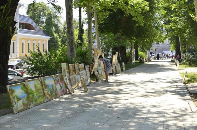 Ce spun foștii artiști comercianți, evacuați din scuarul Mihai Eminescu