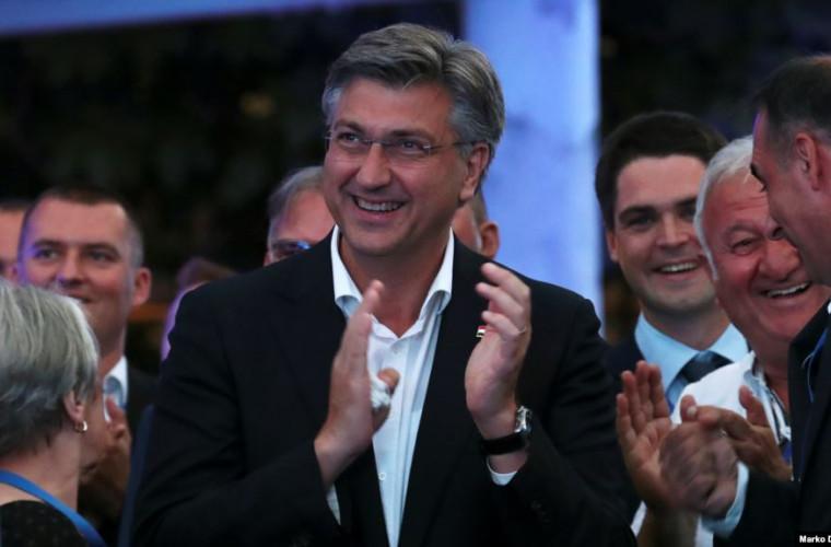 Alegeri parlamentare în Croația: Partidul conservator de guvernare a cîștigat
