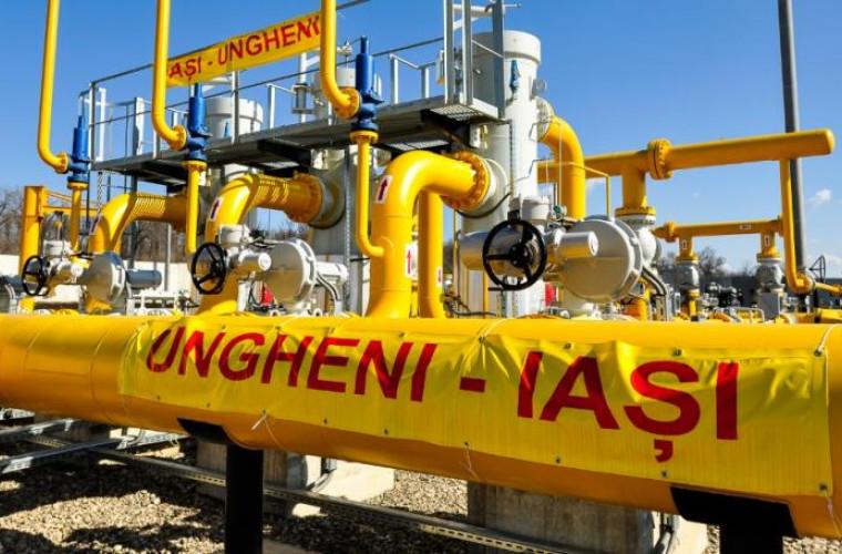 Declarație: Gazoductul Iași - Ungheni va deveni curînd funcțional