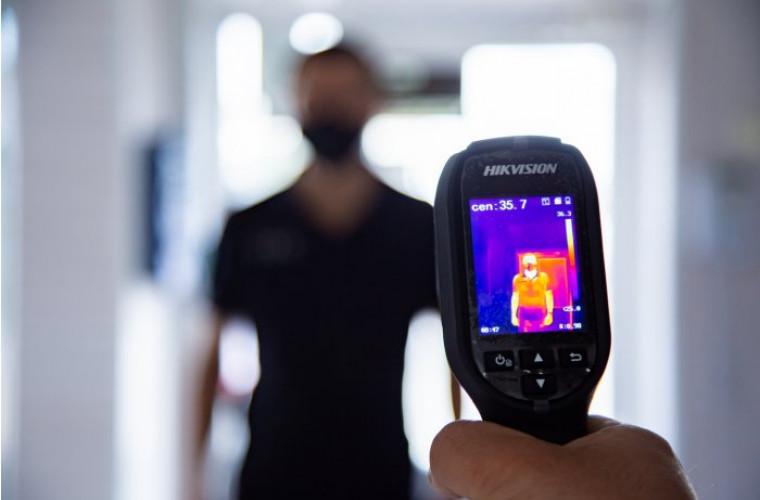 Poliția de Frontieră a primit scanere termografice
