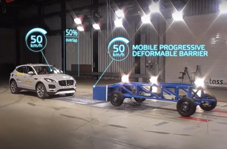 Euro NCAP introduce noi teste de siguranță