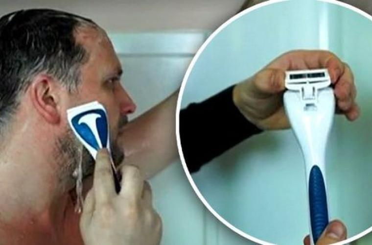 Doi moldoveni din SUA au inventat aparatul de ras ecologic